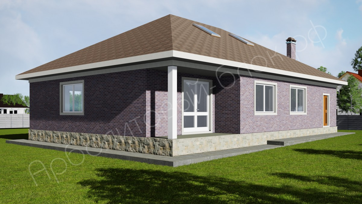 Проект дома К-210, Парфентьево