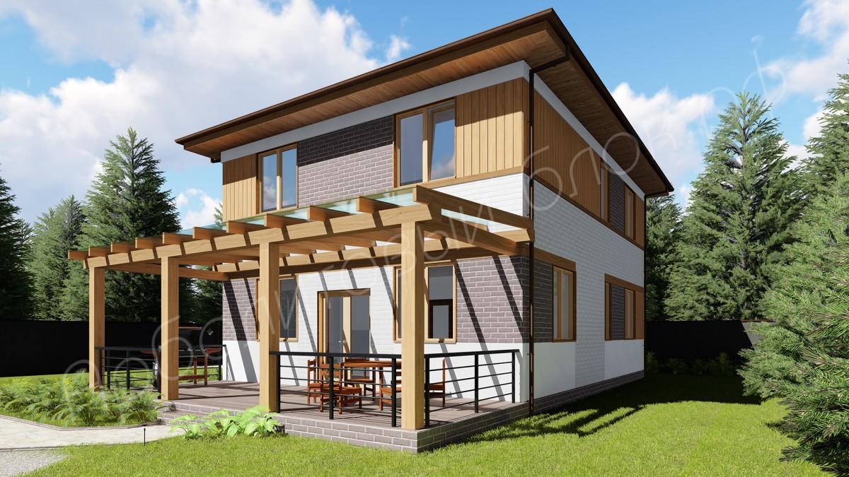 Проект дома, К-150, Оптима