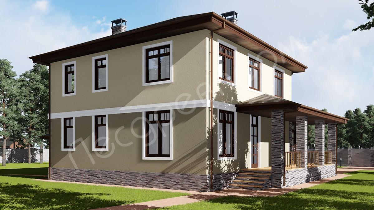 Проект дома К-213, Михайлово