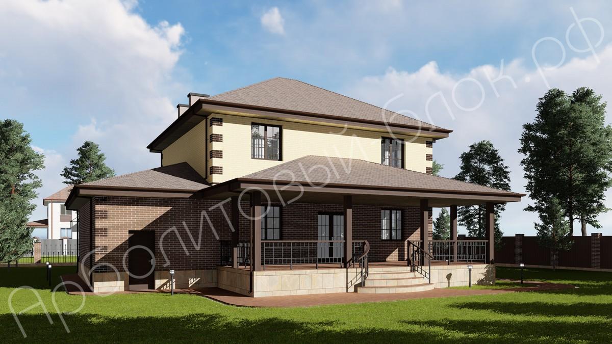 Проект дома К-228, Гавань
