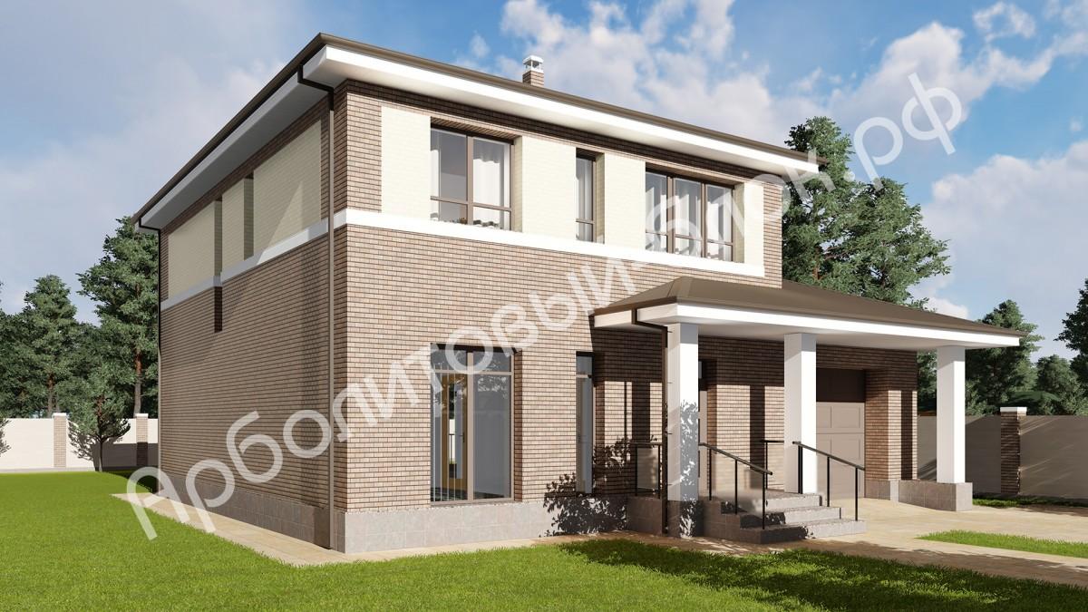 Проект дома К-188, Оболдино