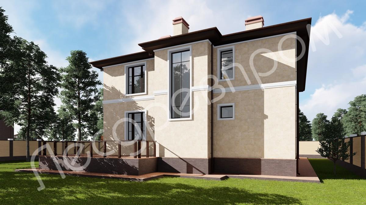Проект дома К-275, Жегалово