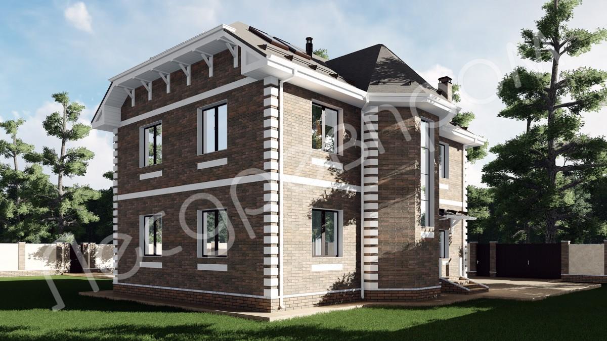 Проект дома К-264, Филиппово